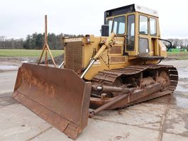 crawler dozer Fiat -Allis FD14 Good working condition 1986