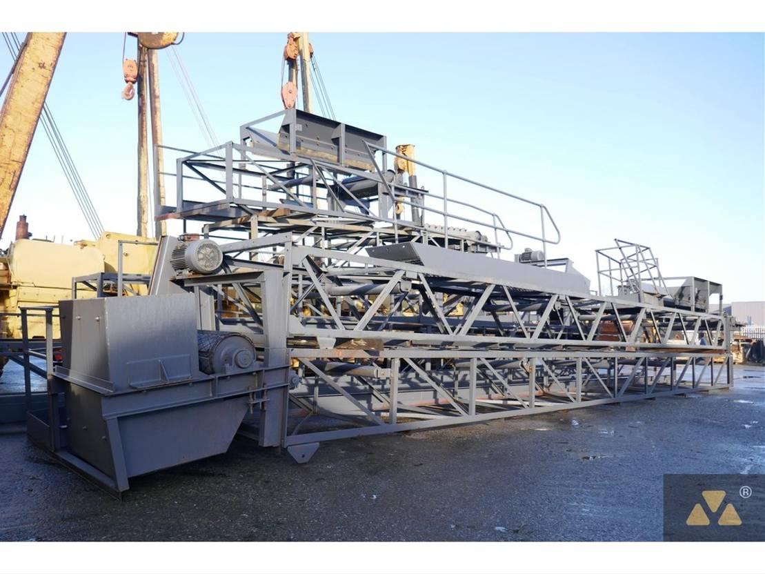 Дельта конвейер конвейеры транспортеры скребковые