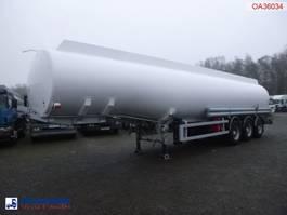 Tankauflieger Auflieger BSL T Fuel tank alu 40.2 m3 / 9 comp ADR VALID 04/2021 1997