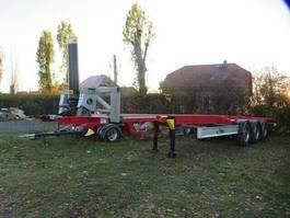 swap body trailer semi trailer Fliegl 40