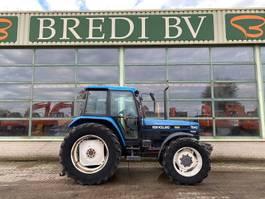 farm tractor Ford 7840 1996