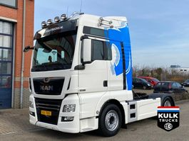cab over engine MAN TGX 18.500 XXL / RETARDER / COUNCOURSTAA NAVI / XENON / ACC 2017