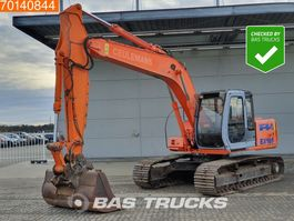 crawler excavator Fiat -Hitachi EX 165 2000