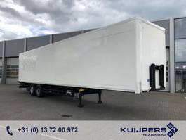 closed box semi trailer Kögel SP18 / 2 as Disk / Box / APK tot 05-2021 ! 2011