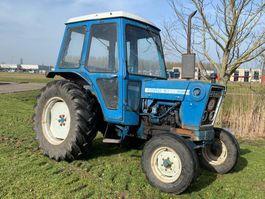 farm tractor Ford Ford 4600 2WD 1977