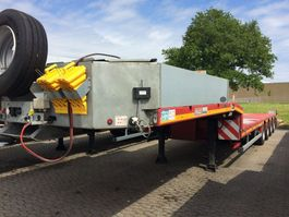 semi lowloader semi trailer Faymonville multimax 2 x teleskob  27.000 mm 2019