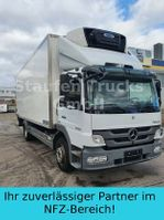 refrigerated truck Mercedes-Benz 1522 Tief Kühl Bi-Temp Carrier Lamberet 2013