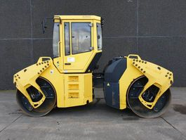 road compactor Bomag BW 141 AD - 4 2008