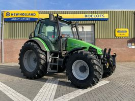 farm tractor Deutz Agrotron 110 1999