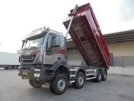 tipper truck > 7.5 t Iveco Trakker 450 E6 8X8 2016