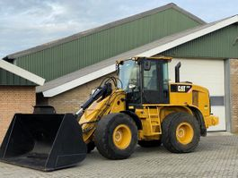 wheel loader Caterpillar 924H