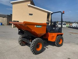 site dumper wheeled Ausa 350 AHG 2004