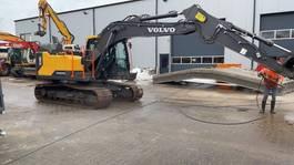 crawler excavator Volvo EC140EL 2019