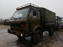 army truck MAN 8-136 FAE 4X4 WITH WINCH 4.TON 1988