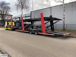 car transporter trailer Lohr Middenas Eurolohr, Car transporter, Combi 2005