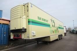 refrigerated semi trailer Chereau Frigo Trailer / Carrier Maxima 1200 / 2008 2008