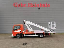 work platform lcv Nissan Cabstar 35.11 Multitel 160 ALU/DS 16 Meter! 2011