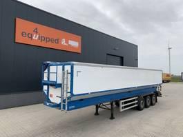 belt semi trailer Bulthuis onderlosser, SAF schijf (INTRADISC), leeggewicht: 4.950kg, NL-trailer, APK: 08/2022 2007