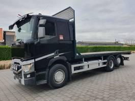 platform truck Renault T 460  6X2 2015