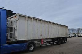 tipper semi trailer Benalu TF34CZ1 * 3AXLE * FULL ALUMINIUM * STEEL SUSPENSION * 70CUB * 12.50m LONG * 1996