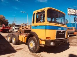 chassis cab truck MAN 26.321  1987