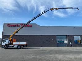 crane truck Mercedes-Benz Antos 1927 4X2 BAKWAGEN + EFFER 315/6S + JIB 4S KRAAN/KRAN/CRANE/GRUA 2015