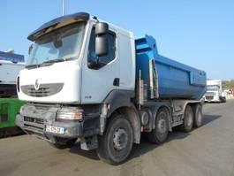 tipper truck > 7.5 t Renault Kerax 2008