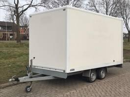 closed box car trailer DZ 2017