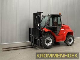 all terrain forklift Manitou M 30-4 2014