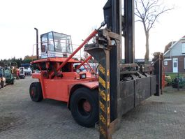 mast container handler Fantuzzi FDC 25 K7 DB 2006