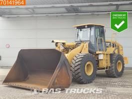 wheel loader Caterpillar 966H FULL STEERING - 80% TYRES 2008