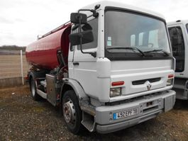 tank truck Renault Midlum 1996