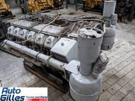 Engine truck part Deutz A12L714 / A 12 L 714 Motor