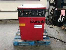 Kompressoren EcoAir SVA 22B 15 kW 2000 L / min 10 Bar Silent Schroefcompressor