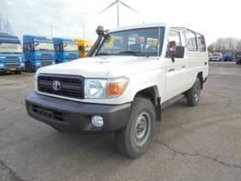all-terrain vehicle Toyota Land Cruiser 4X4 HZJ78L 2014