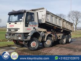 tipper truck > 7.5 t Iveco 440E42 8x8 manual steel 1999