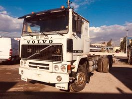 chassis cab truck Volvo F12  1982