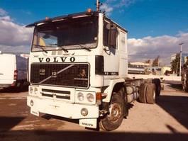 Fahrgestell LKW Volvo F12  1979
