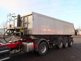 tipper semi trailer Langendorf SKA 24/30 22 m³ Alu Thermo Asphalt 1.250 mm 2017