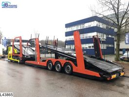 car transporter trailer Lohr Middenas Eurolohr, Car transporter, Combi 2004