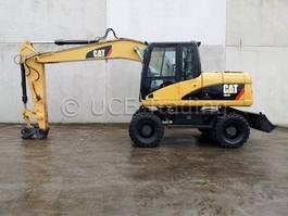 wheeled excavator Caterpillar M313D 2008