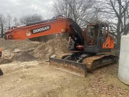 escavadora de rastos Doosan DX235LCR-5 2019