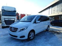 minivan - passenger coach car Mercedes-Benz V 220 CDI AVANTGARDE 2014