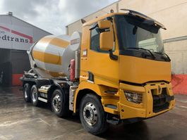 concrete mixer truck Renault C520 Cifa SL 9 2014