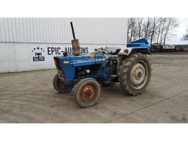farm tractor Ford 4100