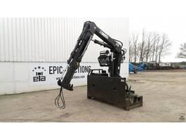 loader crane Hiab R-100-F1 1999
