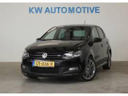 hatchback car Volkswagen Polo 1.4 TSI BlueGT AUT/ NAVI/ CLIMA/ PARKEERSENSOREN/ LEDER/ CRUISE/ XENON/ 2015