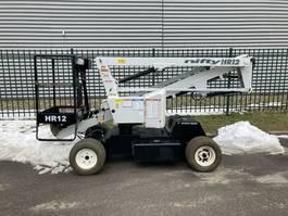 articulated boom lift wheeled Niftylift HR 12 N D E 2011