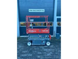 scissor lift wheeld Skyjack TS3219 2013