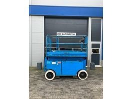 scissor lift wheeld Iteco IT 12151 2007